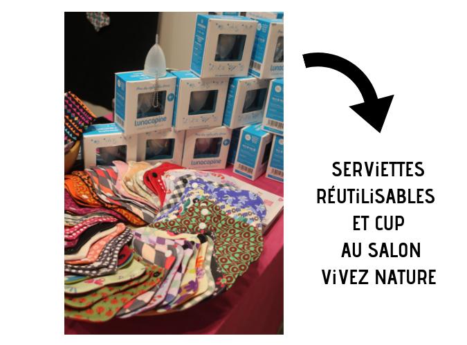 coupe menstruelle cup serviette plim